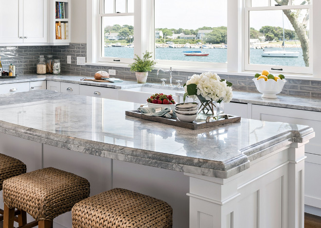rohl kitchen faucet stainless steel restaurant cabinets classic shingle home design ideas - bunch interior ...