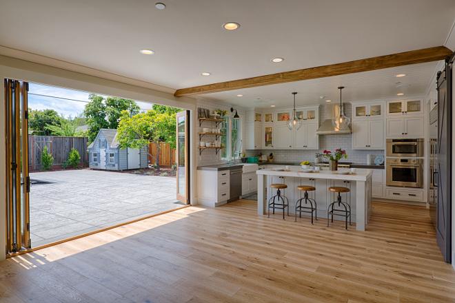 Kitchen flooring and folding doors. Kitchen flooring and folding doors. Kitchen flooring and folding doors. Kitchen flooring and folding doors #Kitchenflooring #foldingdoors AK Construction