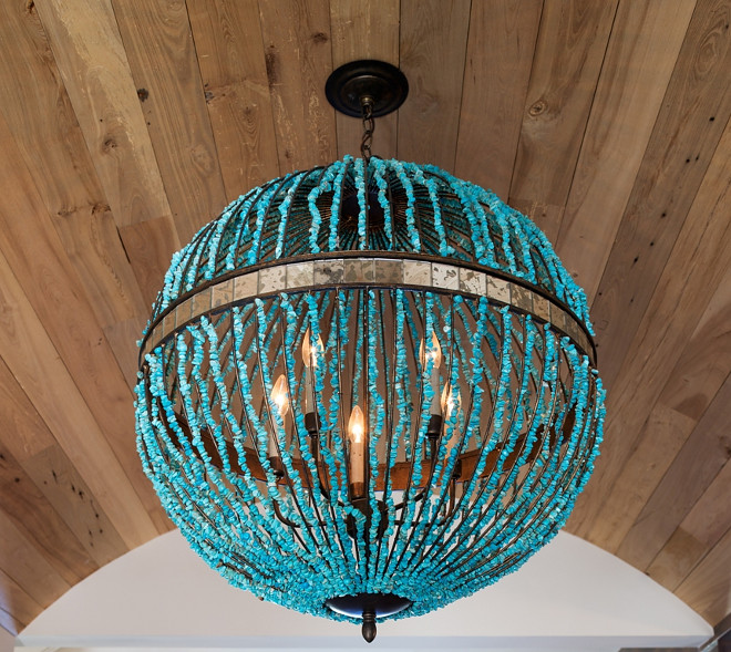 Turquoise orb beaded chandelier. Currey and Co Alberto orb chandelier. Turquoise orb beaded chandelier. Turquoise orb beaded chandelier #Turquoise #orbbeadedchandelier #orbchandelier #beadedchandelier Great Neighborhood Homes