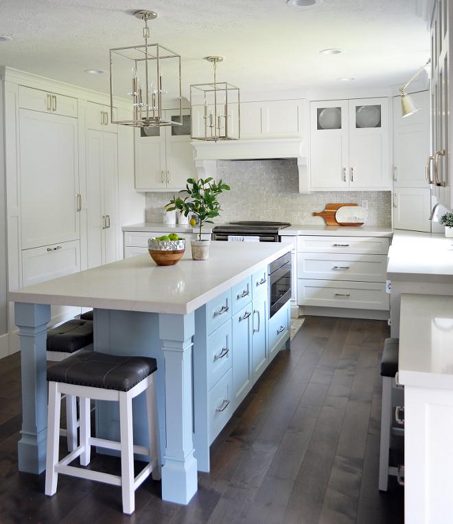 Narrow Kitchen Layout: Interior Design Ideas
