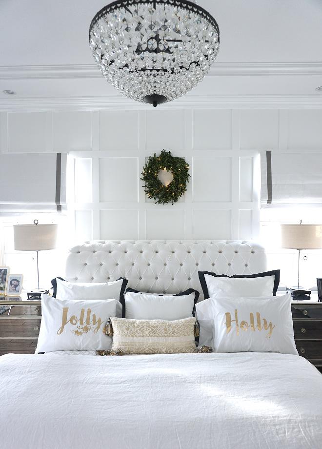 Christmas Bedroom Decor Christmas Bedroom Decor Ideas Pillows Wreath Christmas Bedroom Decor