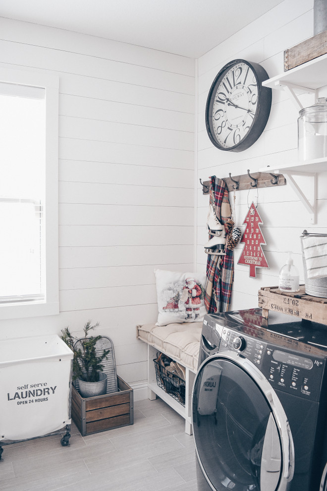 Christmas Laundry Room Christmas Laundry Room Christmas Laundry Room Christmas Laundry Room