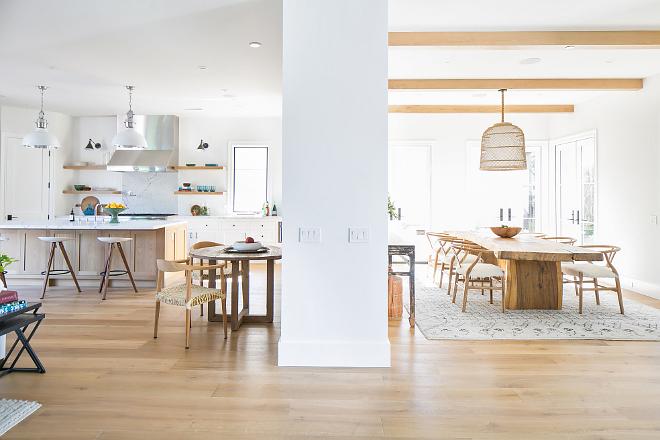 Kitchen Dining Room Plan Layout