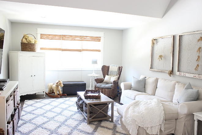 Neutral Playroom Neutral Playroom Neutral Playroom #NeutralPlayroom Beautiful Homes of Instagram Home Bunch @crateandcottage