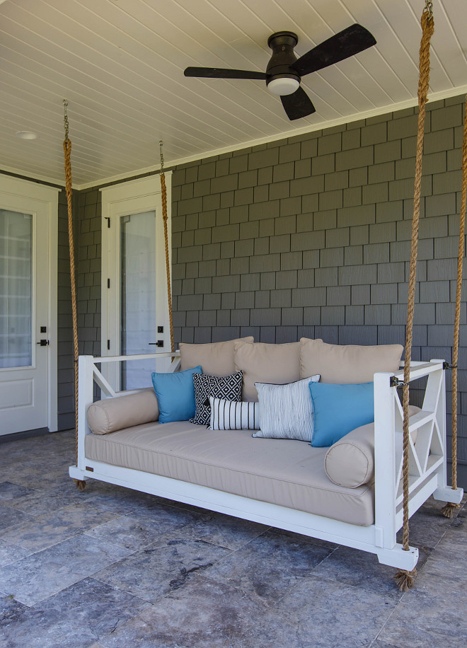 Porch Swing Bed Custom Porch Swing Bed DIY Porch Swing Bed Custom Porch Swing Bed