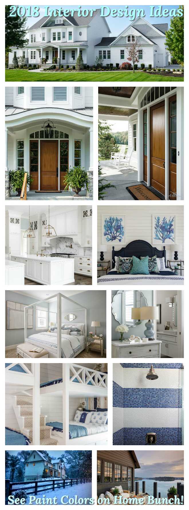 2018 Interior Design Ideas