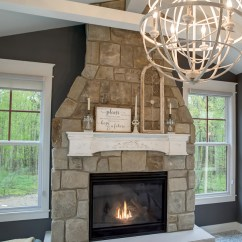 Living Room Decor With Grey Walls Dark Rugs Category: Coastal - Home Bunch Interior Design Ideas