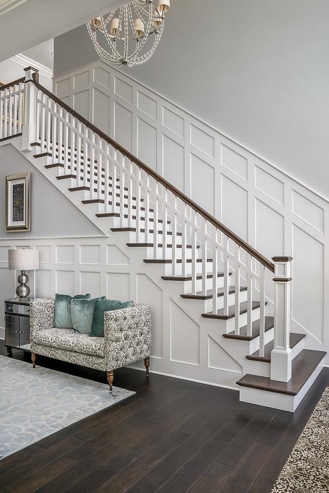 Benjamin Moore Decorator's white trim color
