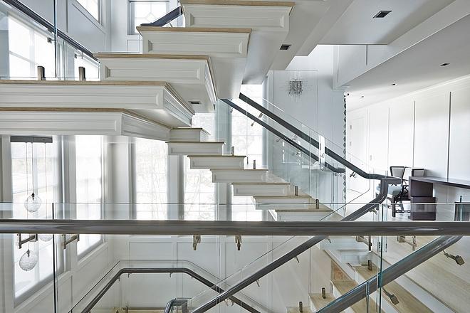 Floating Stairway Design Floating Stairway Glass and wood treatds Floating Stairway Floating Stairway
