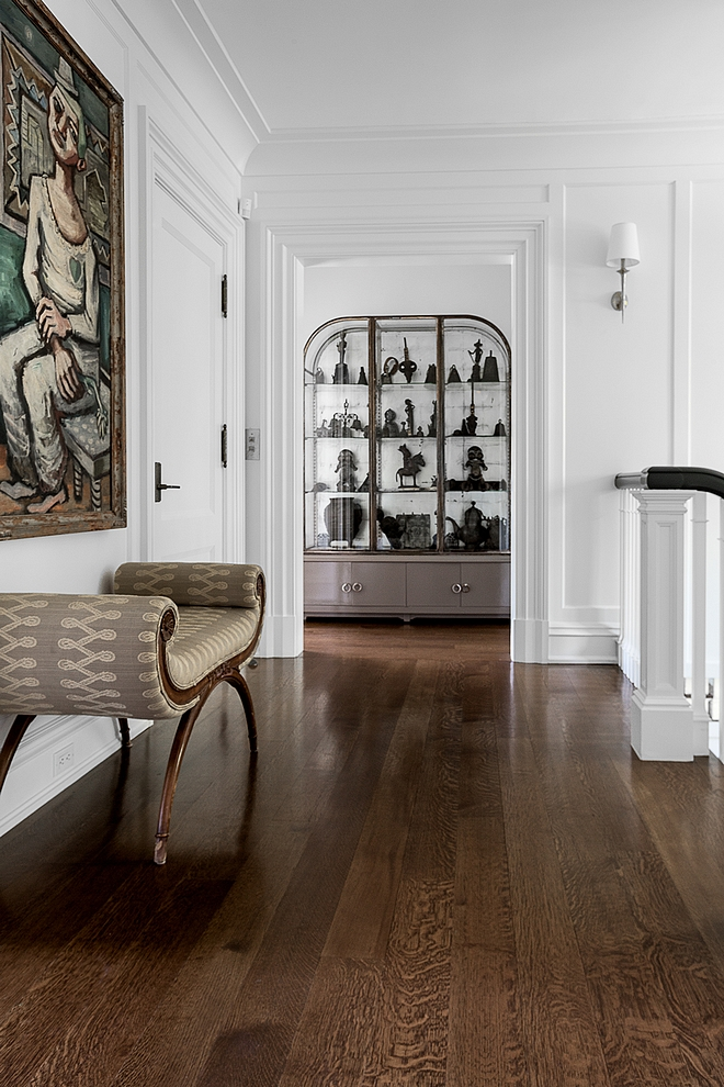 Pure White by Sherwin Williams Best crisp white paint color for walls, trim and wainscoting Pure White by Sherwin Williams