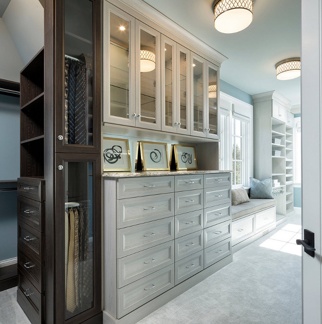 Dressing Room Drawer Cabinet Dressing room with custom cabinetry and window-seat Dressing Room Custom Drawer Cabinet Dressing Room Drawer Cabinet Ideas