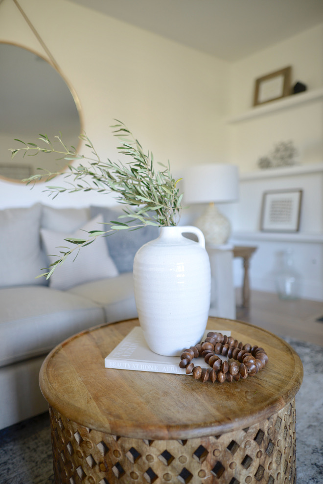 Modern Farmhouse Coffee Table Decor Inspiration