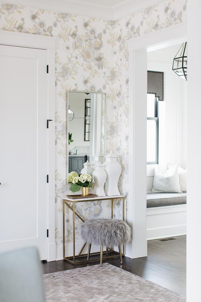 Rectangular Foyer Mirror