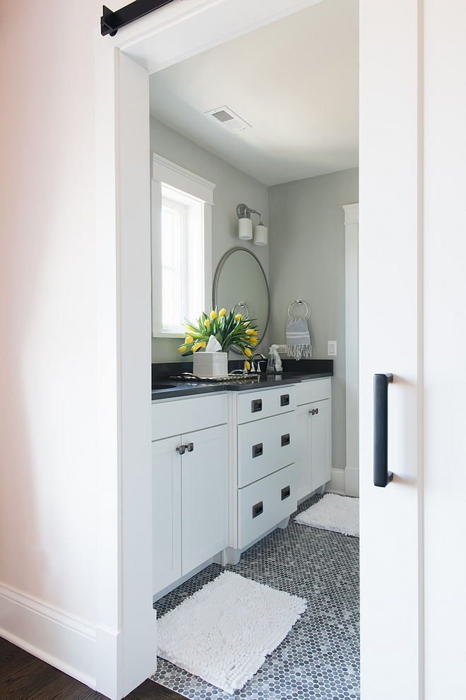 Benjamin Moore Gray Owl Bathroom Paint Color Best Grey Paint color bathroom grey bathroom paint color Gray Owl by Benjamin Moore
