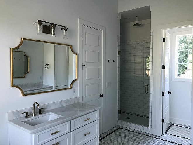 Bathroom shower layout ideas Bathroom vanity and shower layout bathroom