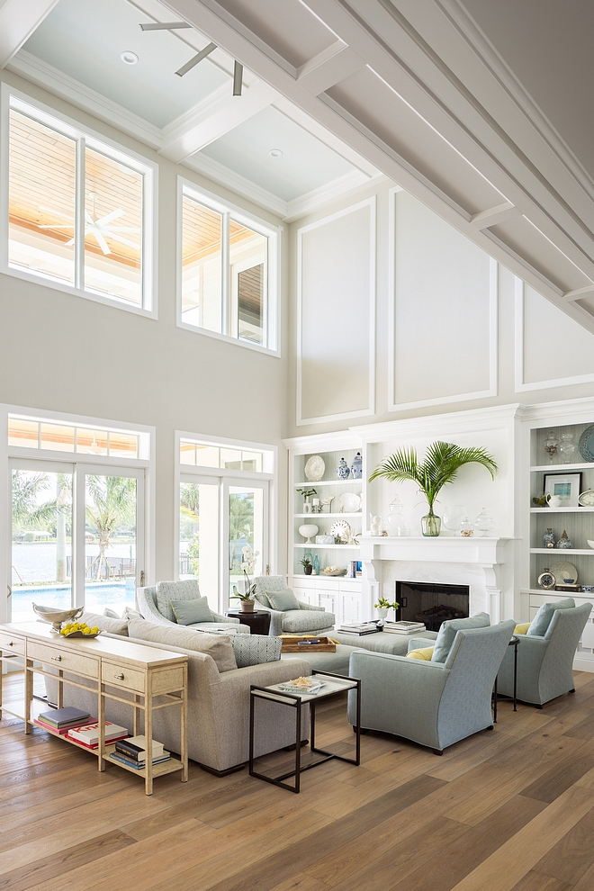 Florida Waterfront Beach House  Home Bunch Interior Design Ideas