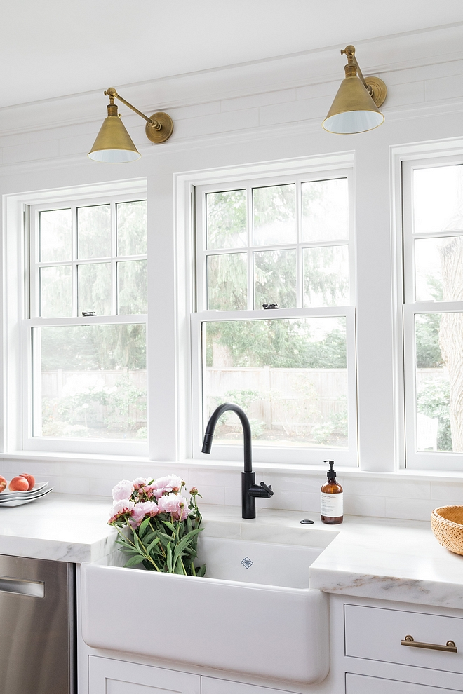 Flat Black Kitchen Faucets Kitchen: Newport Brass East Linear Flat Black Kitchen Faucet