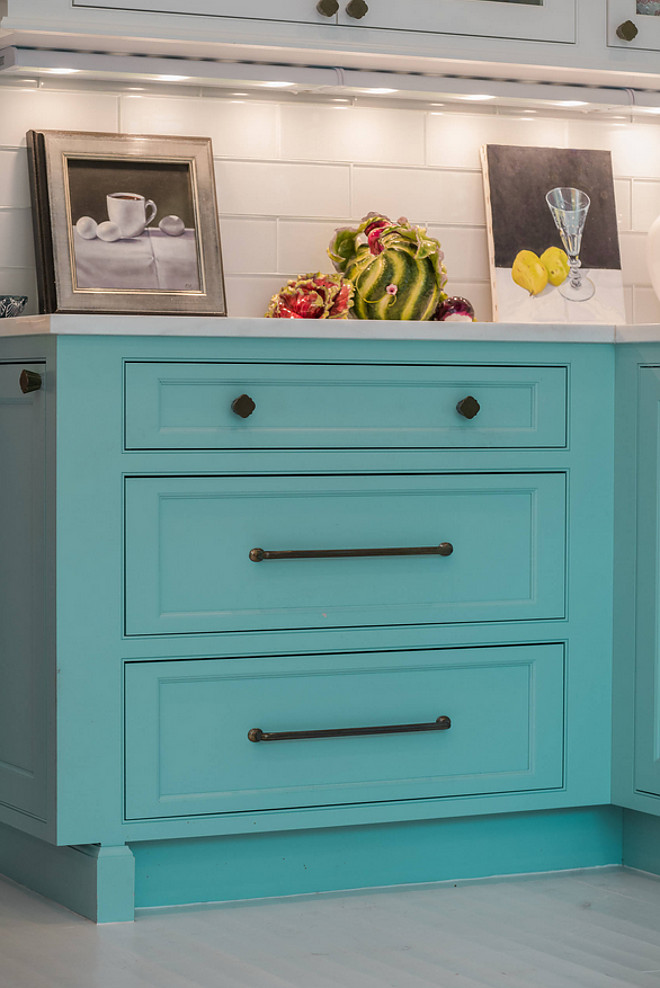 best place to buy kitchen island resurfacing cabinets custom with turquoise - home bunch ...