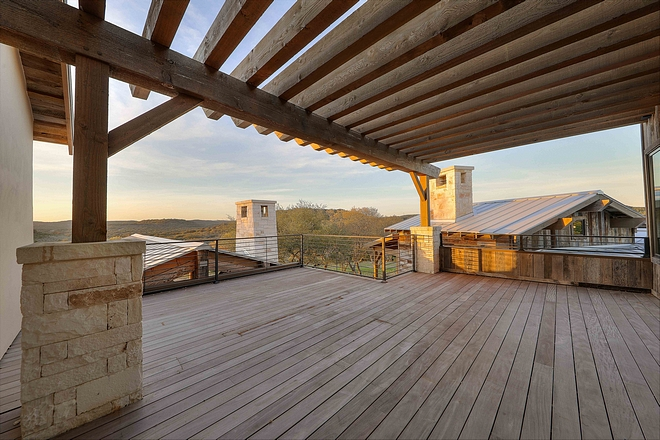 Deck with Pergola Pergola Deck Ideas
