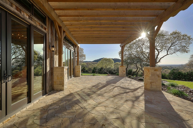 Porch flooring is natural Flagstone Porch flooring is natural Flagstone Porch flooring is natural Flagstone #Porch #flooring #Flagstone