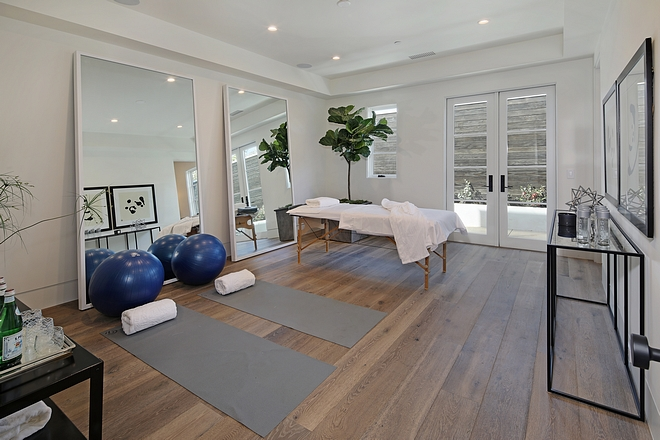 Gym Spa room ideas Home Gym Spa room design