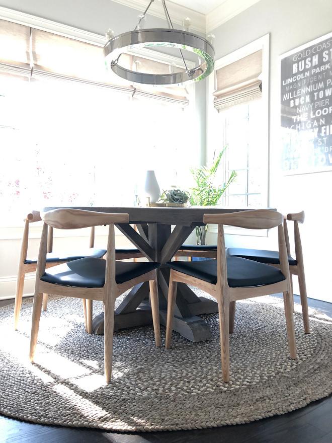 Breakfast Room Breakfast Room Furniture sources on Home Bunch Breakfast Room #BreakfastRoom