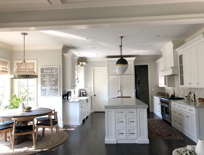 Kitchen Instagram Kitchen inspo Beautifyl Homes of Instagram Kitchens For the last ten years, I've been dreaming of having an all white kitchen White Kitchens #kitchen #instagramkitchen #instagramkitchens #Beautifulhomesofinstagram