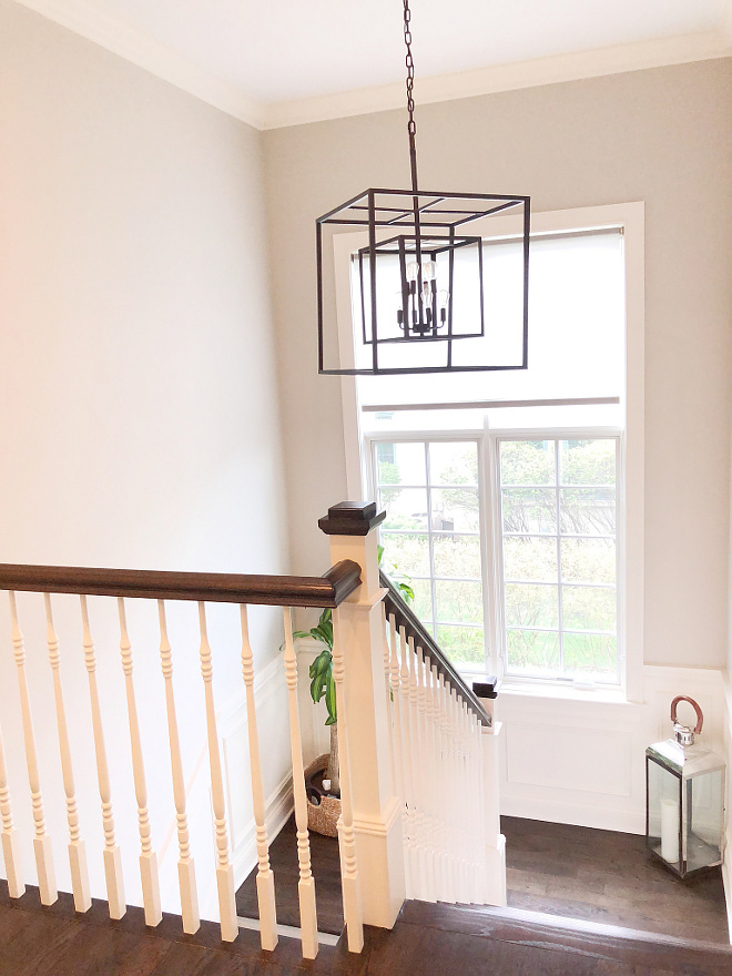 Staircase Light Fixture
