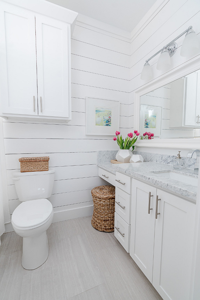 Shiplap Bathroom White Shiplap Bathroom Shiplap Bathroom White Shiplap Shiplap Bathroom White Shiplap Shiplap Bathroom White Shiplap #ShiplapBathroom #WhiteShiplapBathroom