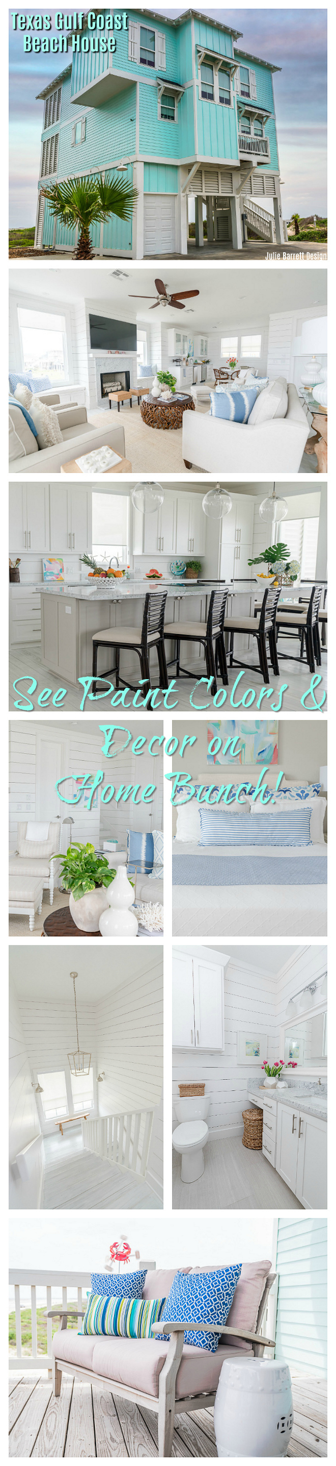 Texas Gulf Coast Beach House Texas Gulf Coast Beach House Texas Gulf Coast Beach House Decor and Paint Color on Home Bunch Texas Gulf Coast Beach House Texas Gulf Coast Beach House Texas Gulf Coast Beach House #TexasGulfCoast #BeachHouse