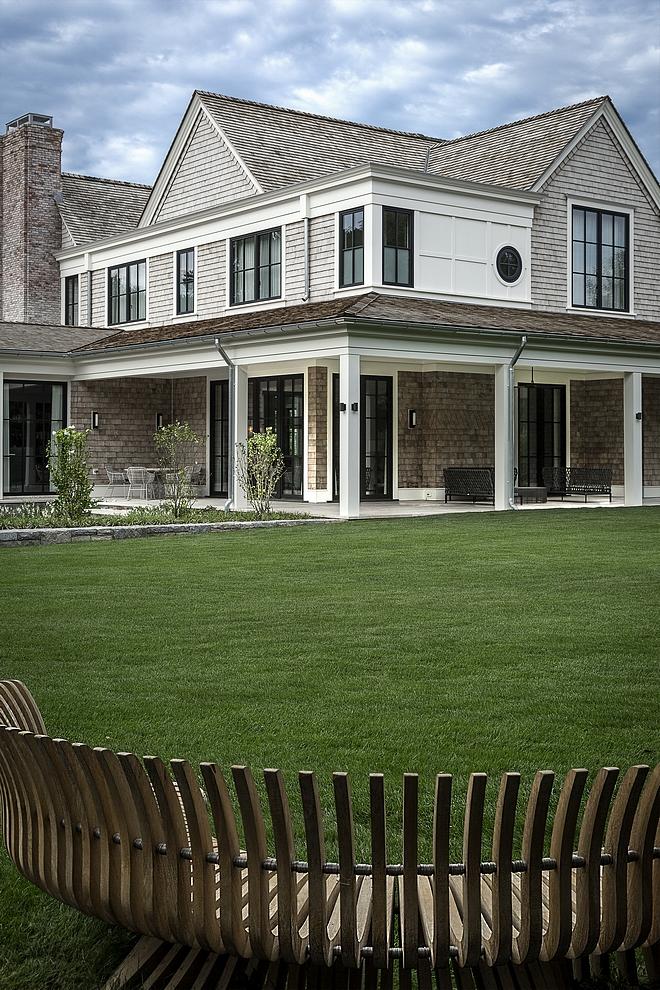 Wrap-around Porch Wrap-around Porch Wrap-around Porch Shingle home Wrap-around Porch #WraparoundPorch