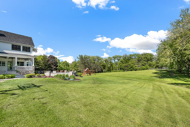 Large backyard plans