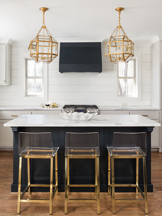 kingston brass kitchen faucet track lighting kits before & after: small farmhouse-style home renovation ...