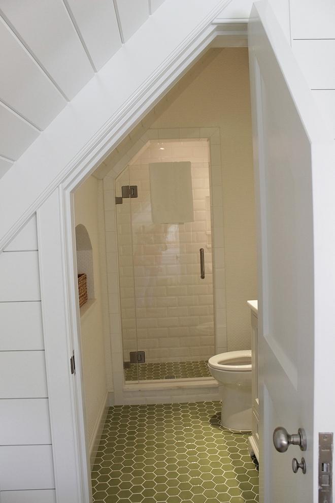 Attic Bathroom Inspiration Attic Bathroom Ideas Attic Bathroom Inspiration #AtticBathroom