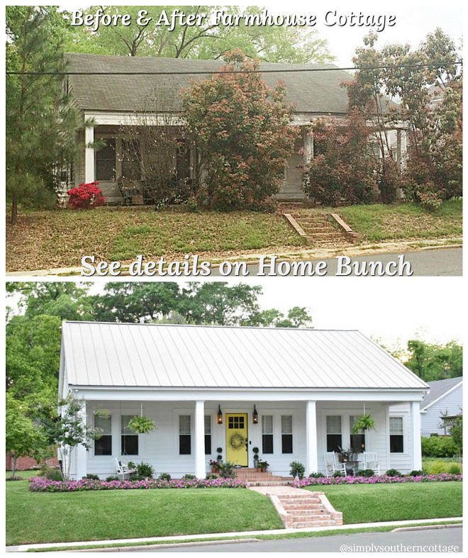 Impressive Before and After Home Renovation