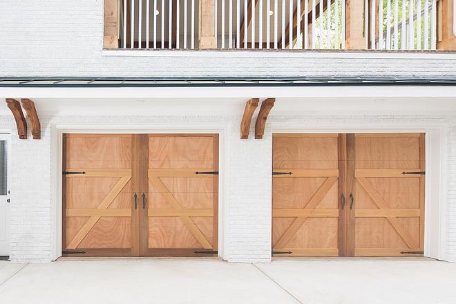 Cedar Garage Door Cedar Garage Door Stain is Provencial Custom Cedar Garage Door Cedar Garage Door #CedarGarageDoor #Cedar #GarageDoor