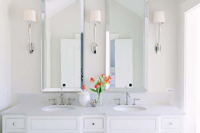 Quartz bathroom countertop Caesarstone Countertops in London Grey