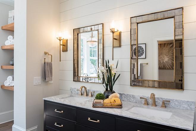 Bathroom mirrors Beautiful Bathroom mirror ideas Bathroom mirrors Bathroom mirror sources on Home Bunch #Bathroommirror #Bathroommirrors