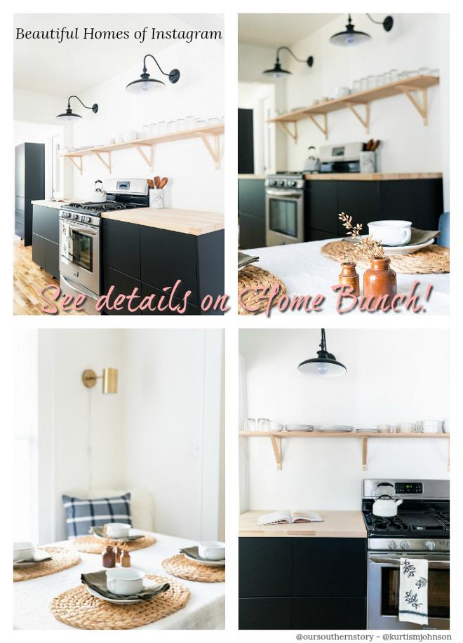 Beautiful Homes of Instagram Small Farmhouse Interiors