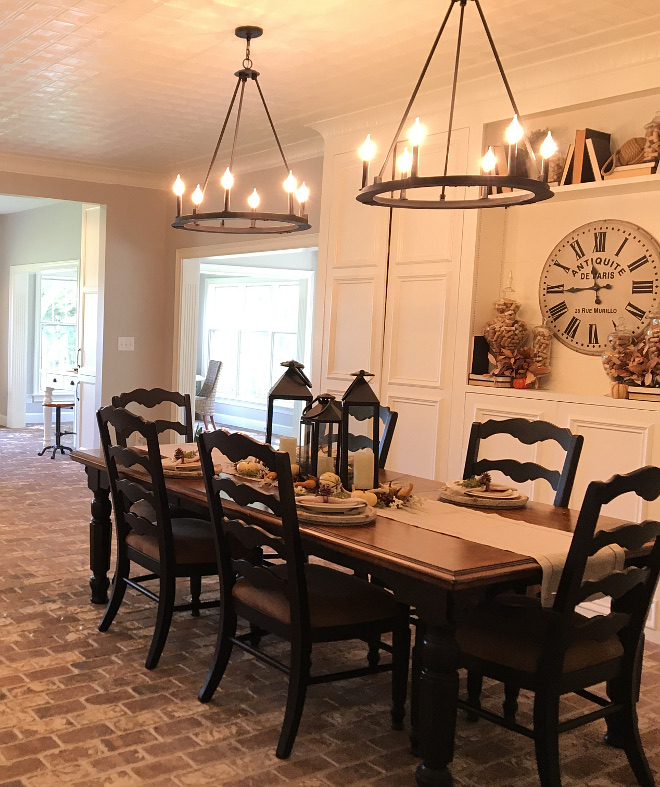 Farmhouse Dining Room Decor Farmhouse Dining Room Lighting Farmhouse Dining Room Furniture #FarmhouseDiningRoom #FarmhouseDiningRoomDecor #FarmhouseDiningRoomLighting #DiningRoomFurniture