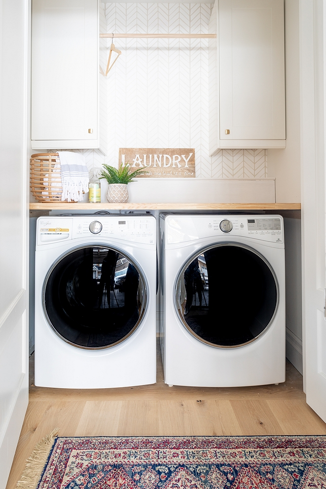 Functional Closet Laundry Room Ideas Functional Closet Laundry Room with upper cabinets Functional Closet Laundry Room Functional Closet Laundry Room #FunctionalClosetLaundryRoom #LaundryRoom