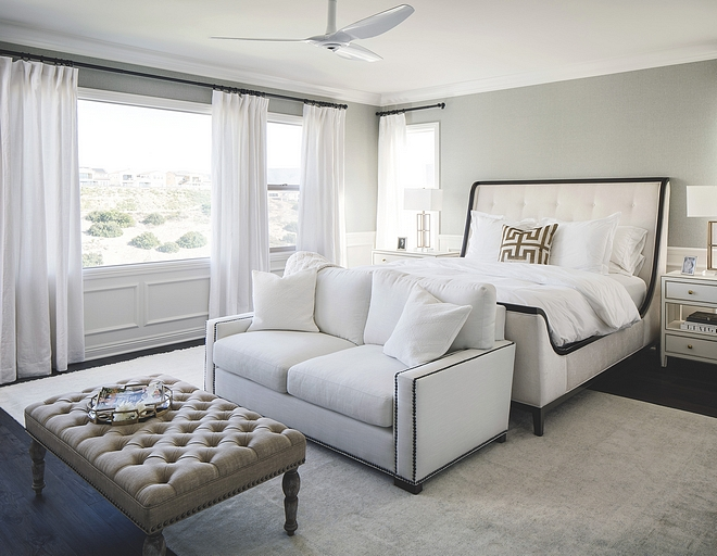Bedroom Color Scheme Soft greys and white bedroom color scheme Bedroom Color Scheme Soft greys and white bedroom color scheme #BedroomColorScheme #bedroom #colorscheme