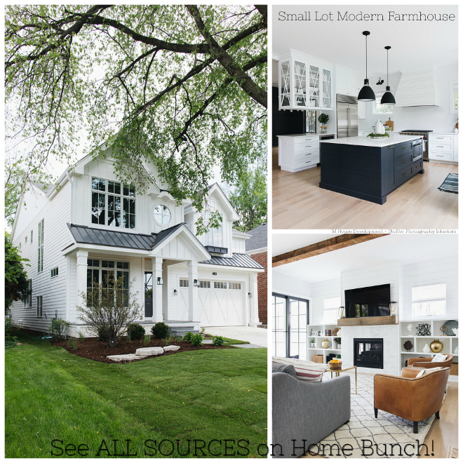 Small Lot Modern Farmhouse Small Lot Modern Farmhouse design ideas Small Lot Modern Farmhouse ideas Small Lot Modern Farmhouse #SmallLot #ModernFarmhouse #citylothomes #citylot