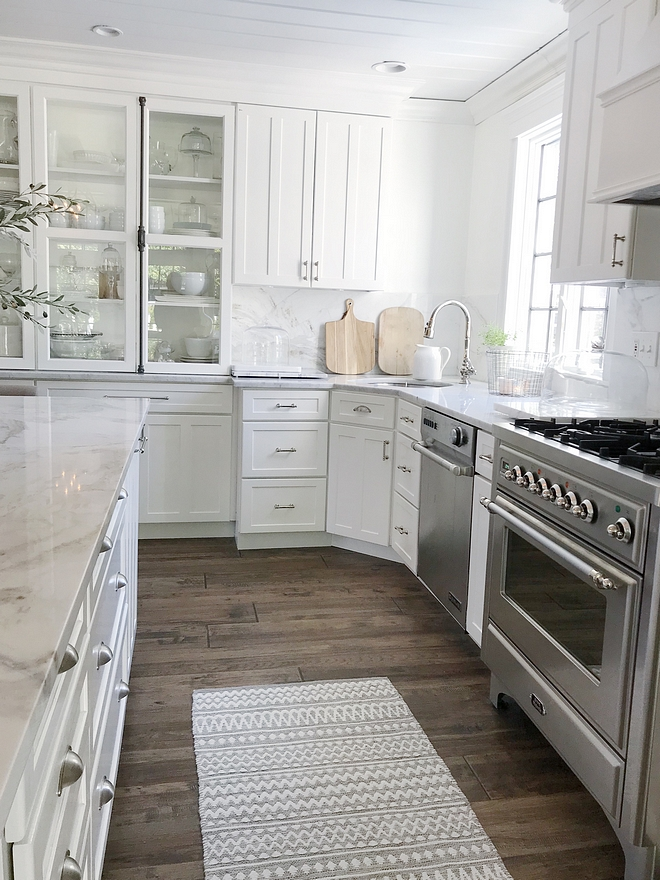 Corner Sink Corner Kitchen sink One thing that is a little different in my kitchen is I have a corner sink It may appear small but it is very deep and hides a lot of dirty dishes #CornerSink #CornerKitchensink #Kitchensink