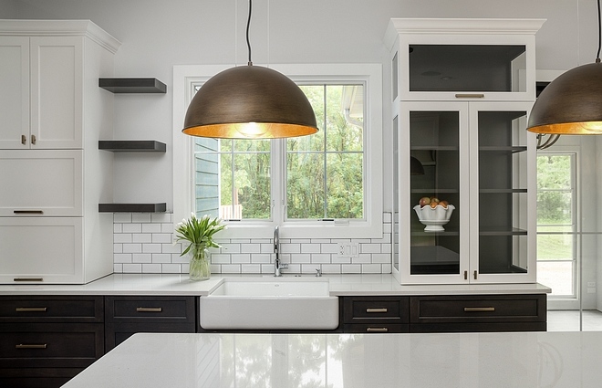 Kitchen Lighting Industrial Dome Shade Pendant