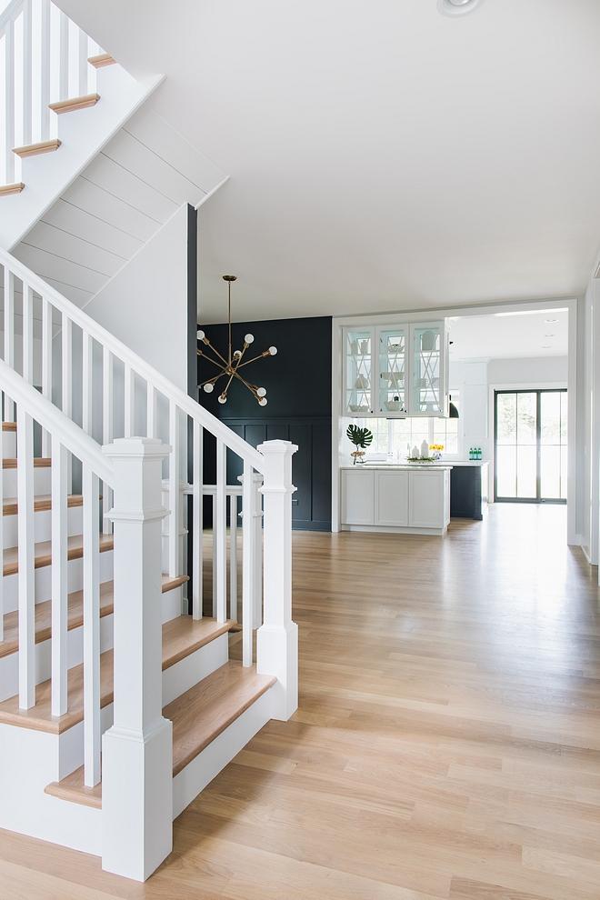"""White Oak Hardwood Flooring Site finished 4"""" white oak floors with custom stain White Oak Hardwood Flooring #WhiteOak #HardwoodFlooring"""