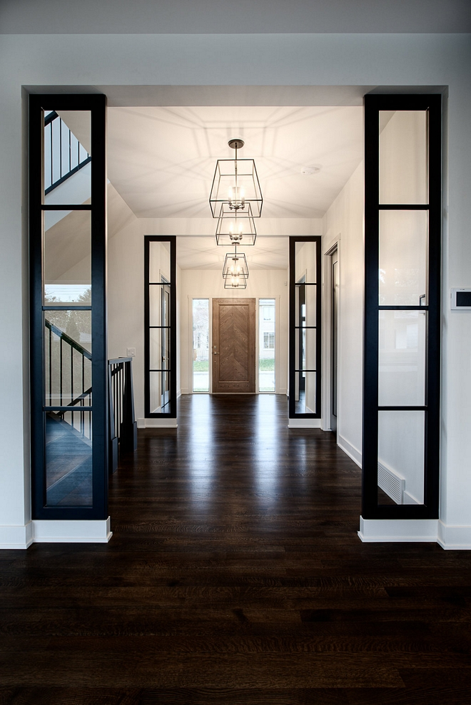 Benjamin Moore Black 2132-10 The dividers are painted in Benjamin Moore Black 2132-10 Category Blacks Benjamin Moore Black 2132-10 #BenjaminMooreBlack213210 #BenjaminMooreBlack