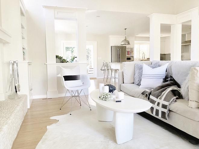 Modern Living Room Neutral Modern living room #ModernLivingRoom #Neutrallivingroom #livingroom