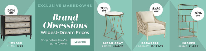 Designer Furniture Sale