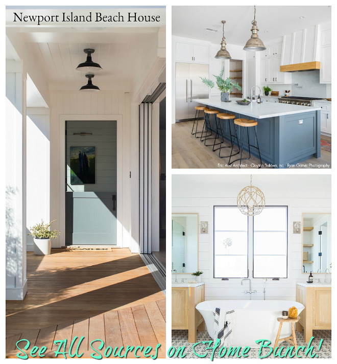Newport Island Beach House